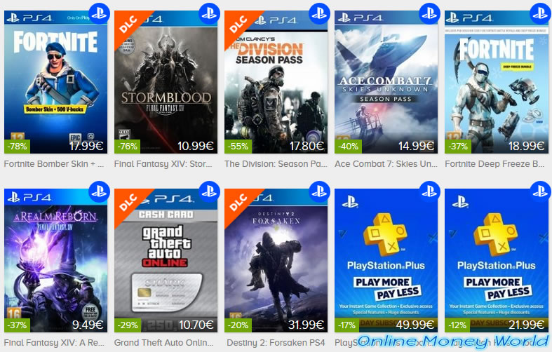 Buy your PC games cheaper and legally with Instant-Gaming - Online