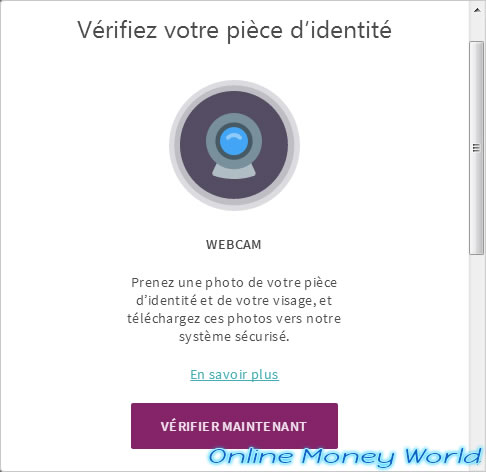 How to verify my Skrill account ? - Online Money World