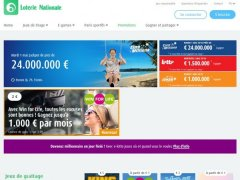 E-lotto (Loterie Nationale)